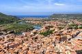 Sardinia, Bosa Royalty Free Stock Photo