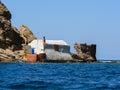 Sardinia gonnesa Royaltyfri Bild