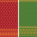 Sari Design Royalty Free Stock Photos