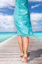 Sarong breeze Stock Photo