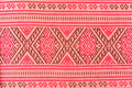 Sarong pattern Stock Photography
