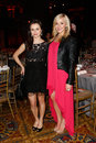 Sasha cohen nastia liukin new york apr ice skater l and gymnast attend the food bank for new york city s can do awards dinner gala Stock Photo