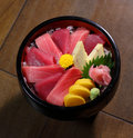 Sashimi Royalty Free Stock Photo