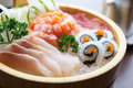 Sashimi Platter Royalty Free Stock Photo