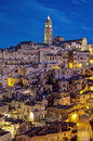 Sassi of Matera-1 Stock Images