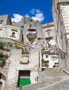 Sassi of Matera. Basilicata. Royalty Free Stock Photography