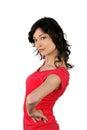 Sassy woman Royalty Free Stock Photo
