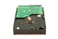 Sata hard disk drive Royalty Free Stock Images