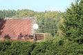 Satelite antena Royalty Free Stock Photo