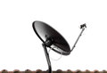 Satellite dish Royalty Free Stock Images