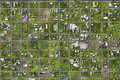 Satellite View Royalty Free Stock Photo