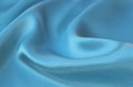 Satin background turquoise blue soft nighty Royalty Free Stock Photos
