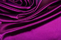 Satin purple fabric for your design Stock Images