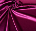 Satin red fabric for your design Stock Photos