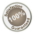 Satisfaction Guaranteed Royalty Free Stock Photography