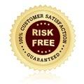 100% satisfaction guaranteed seal