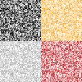 Satz abstrakte pixel hintergründe Stockbild