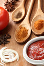 Sauce ingredient Royalty Free Stock Images