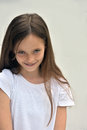 Saucy teenager girl Royalty Free Stock Photo