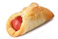 Sausage canape Stock Image