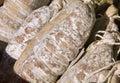 Sausage pure pork Royalty Free Stock Image