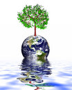 Save the Earth Royalty Free Stock Photo