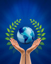 Save Earth/ Nature Concept