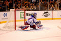 Save Henrik Lundqvist New York Rangers. Royalty Free Stock Photos