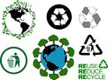 Save the planet pack Stock Photos