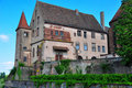 Saverne View Stock Images