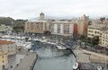 Savona - the port Royalty Free Stock Photo