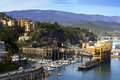Savona port Royalty Free Stock Image