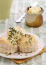 Savoury scones Stock Images