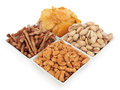 Savoury Snack Food Royalty Free Stock Image
