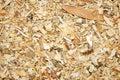 Sawdust Animal Bedding (Texture)