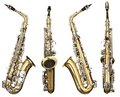 Saxophone Royalty Free Stock Photos