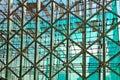 Scaffold framework Royalty Free Stock Photo