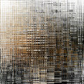 Scaffold weave a pattern image full of sharp detail and texture Stock Image