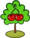 Love cherry tree