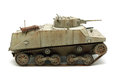 Scale model tank ka mi in Royalty Free Stock Images