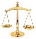 Váhy z spravedlnost