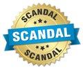 Scandal badge
