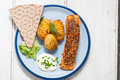 Scandinavian Salmon With Potat...