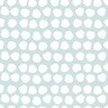Scandinavian seamless mint pattern
