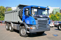 Scania P340 Stock Photography