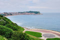 Scarborough bay Royalty Free Stock Photo