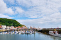 Scarborough Marina Royalty Free Stock Photography