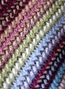 Scarf Texture Royalty Free Stock Photography