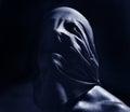 Scary dark portrait Royalty Free Stock Photography