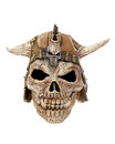 Scary skull halloween mask Royalty Free Stock Photo